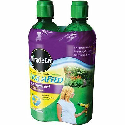 Scotts Miracle-Gro Liquafeed Lush Lawn Refill rrp £8.32 OUR PRICE £6.99