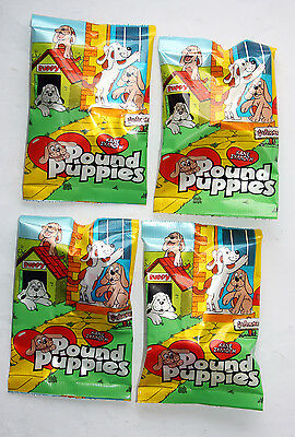 Very Rare Vintage 90's Pound Puppies Bag Made In Greece Psilikoko New Sealed !