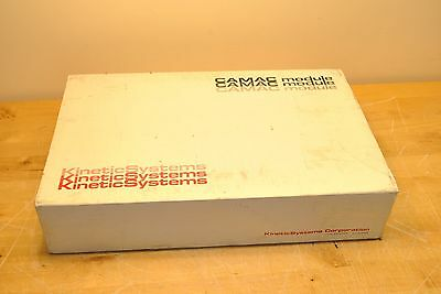 Kinetic Systems Corporation 3830-Z1A List Sequencer CAMAC Module 2010-Z1A SGL