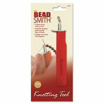 Knotting Tool - create secure, uniform knots - from BeadSmith