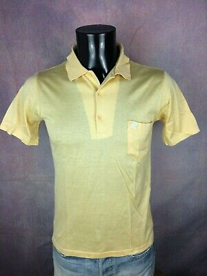 RODIER MONSIEUR Paris Polo True Vintage France Made in Italy Old School Dandy