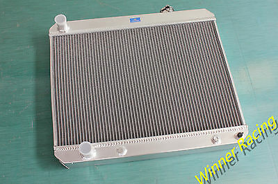 70mm aluminum alloy radiator Cadillac all models V8 w/tranny cooler AT 1961-1962