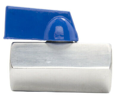 Inline Check Valve 1//4 5000 PSI 4GPM F x M NPT Stainless Steel