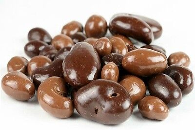 SweetGourmet Milk & Dark Chocolate Deluxe Mixed Nuts, 2Lb FREE SHIPPING!