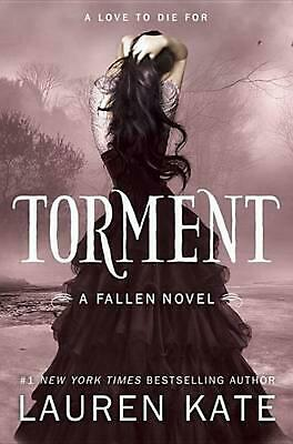 Torment by Lauren Kate (English) Paperback Book Free Shipping!