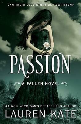 Passion by Lauren Kate (English) Paperback Book Free Shipping!
