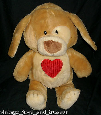 Vintage 1983 R Dakin Teddy Bear Puppy Dog Baby Things Stuffed Animal Plush Toy