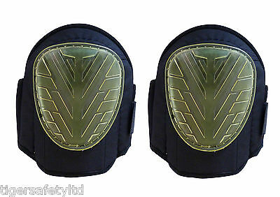 Delta Plus Panoply Zima Gel Strap On Kneepads Knee Pad Protector Anti Slip Shell