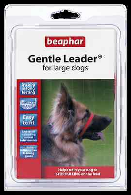 Beaphar Gentle Leader Large Red