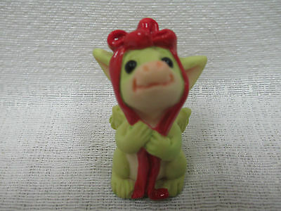 Whimsical World Of Pocket Dragons Red Ribbon Real Musgrave NIB