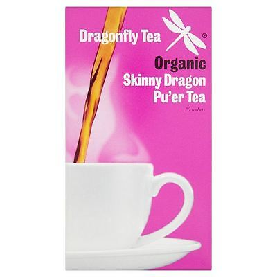 Dragonfly Org Puer 20 Sachet
