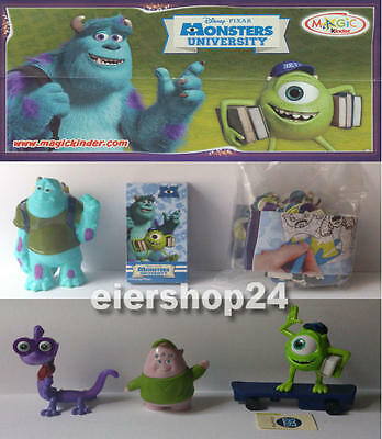 1 Maxi-Inhalt MONSTER UNI (Monsters University) inkl. BPZ Halloween 2013