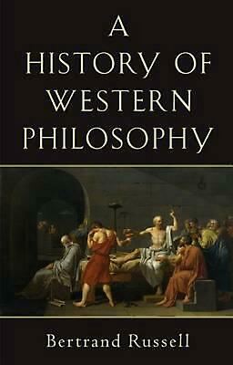 A History of Western Philosophy by Bertrand Russell Paperback Book (English)