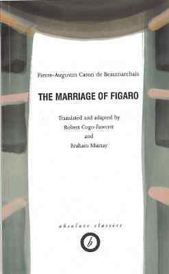 Marriage of Figaro: A New Adaptation by Braham Murray a - Paperback NEW Pierre M
