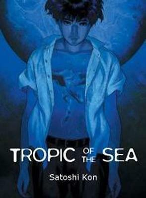 Tropic of the Sea by Satoshi Kon Paperback Book (English)