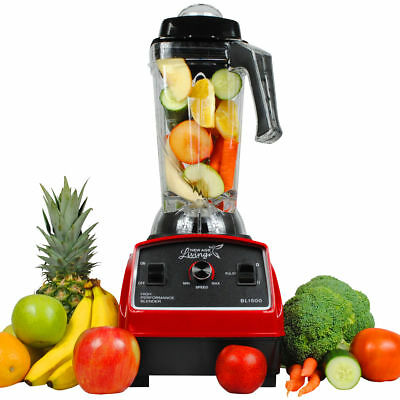 New 3Hp High Performance Commercial Pro Fruit Smoothie Blender Mixer Juicer H