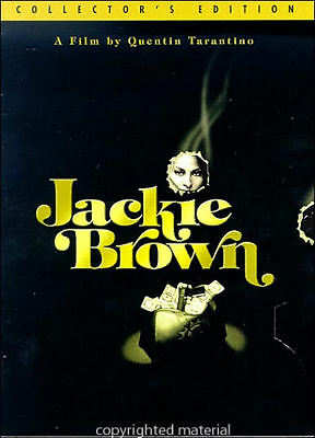 Quentin Tarantino's Jackie Brown ( NEW 2 DVD SET)  PAM GRIER,SAMUEL L. JACKSON