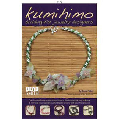 Kumihimo Braiding for Jewellery Designsers Book