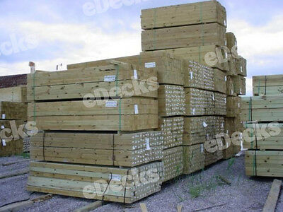 """Fence Posts 4""""x4"""" (2100mm and 2400mm Available) Garden Posts, Timber Posts"""