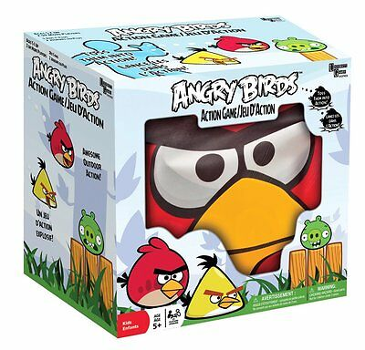 Angry Birds Indoor and Outdoor 3D Action Game, Free Shipping, New