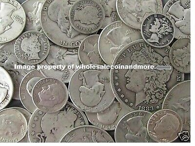 ✯✯ UNSEARCHED SILVER COINS ✯✯ ABSOLUTELY THE BEST COIN LOT ESTATE DEAL ON
