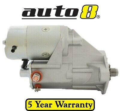 Starter Motor to fit Toyota Landcruiser HZJ80 HZJ79 HZJ78 HZJ75 with 4.2L diesel