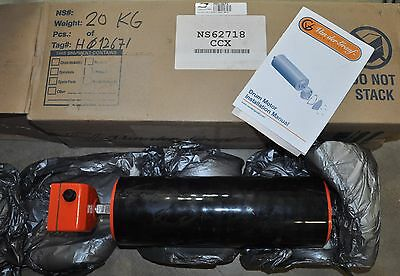 NEW Van Der Graaf .34 HP Conveyor Drum Motor Model# TM113B25-434