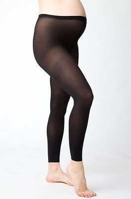 Ripe Footless Opaque Maternity Tights Ripe One Size