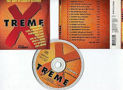 "X-TREME ""The best of hard'n'bizarre"" (CD) 1994"