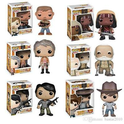 The Walking Dead -  Pop Figure 16 Designs To Choose From - Brand New Funko