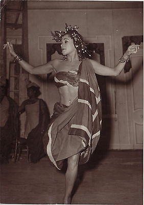 PHOTO - Beauté - Danse africaine.