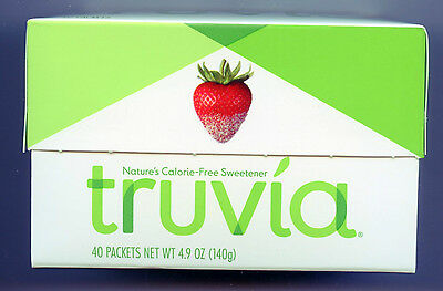 Truvia Nature's Calorie Free Natural sweetener from Stevia Leaf Plant