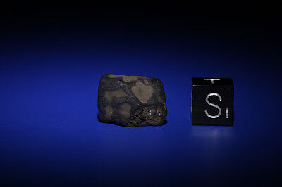 Chelyabinsk Meteorite Fall from Feb. 15th, 2013 in Russia - 4.365 grams
