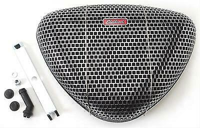 Edelbrock 1002 Pro-Flo Chrome Reusable Air Cleaner Filter