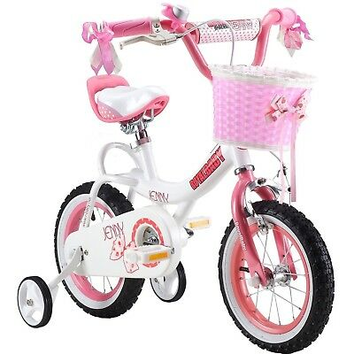 """Royal Baby Princess Pink Gril's Bikes In Size 12"""" 14"""" 16"""" 18"""" 20"""""""