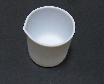 PTFE Beaker Measuring Cup For Chemistry Biology Lab 100ml, New