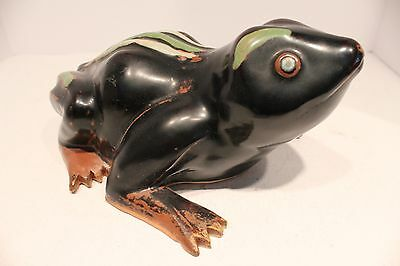 Unique Hard Ceramic Frog from Thailand
