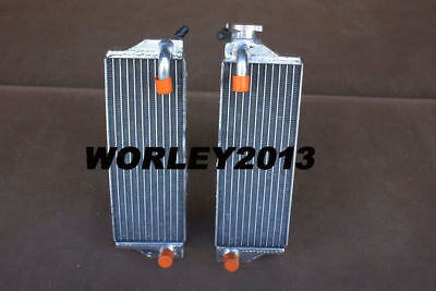 Aluminum radiator for HUSQVARNA WR250 2000-2010 & CR250 2000-2005