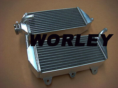 Aluminum radiator for YAMAHA YZ450F 2010 2011 2012 2013 10 11 12 13