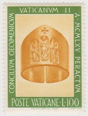 (VA122) 1966 VATICAN L100 Episcopal king ow487