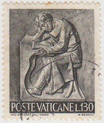 (VA113) 1966 VATICAN L130 green learning ow476