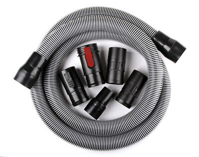 WORKSHOP Wet Dry Vac WS17823A 1-7/8-Inch x 10-Feet Contractor Shop Vacuum Hose
