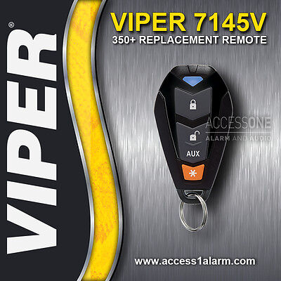 Viper 350 Plus Replacement Remote Control 1-Way 7145V