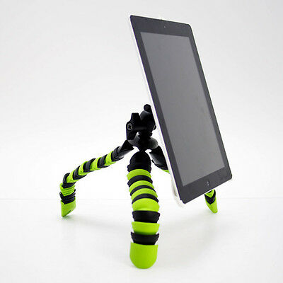 PNC LARGE FLEXIBLE TRIPOD WITH 3 HOLDERS for IPHONE 5S