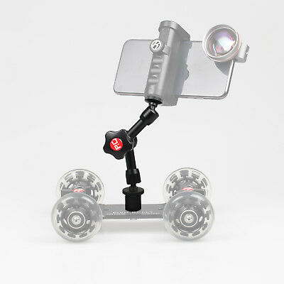 """7"""" Inch Friction Articulating Magic Arm PNC Camera Hot Shoe Mount Monitor"""