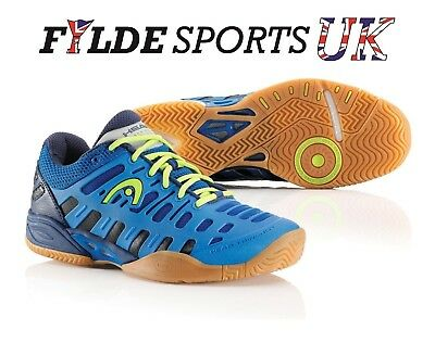 Head Speed Pro II Lite Indoor Men Court Shoes Badminton Shoe Squash Trainers