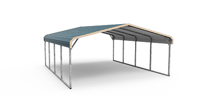 22x26x6' Carport Cover  INSTALL. IS INCLUDED!  Serving Nation-wide (Prices vary)
