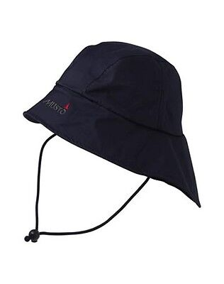 Musto Performance Breathable Sou'Wester Hat Wet Weather - Navy - New  AS10