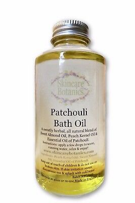 Aromatherapy Bath Oil - Essential Oils of your Choice & New Gift Set Available