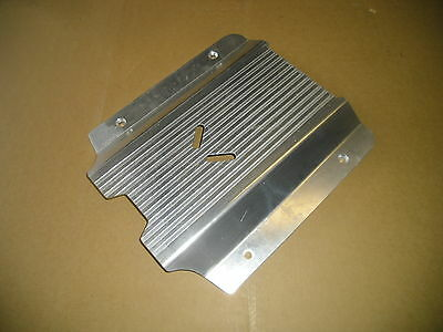 Yamaha Wave Blaster Rend Ride Plate NEW Aluminum Race Grooved Pump Cover 93-97